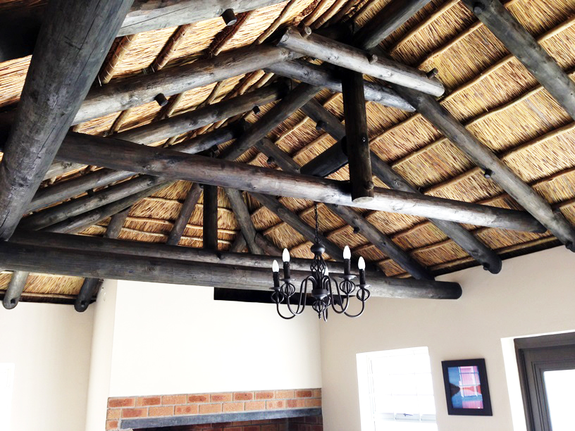 Thatched Roof Tailor Made