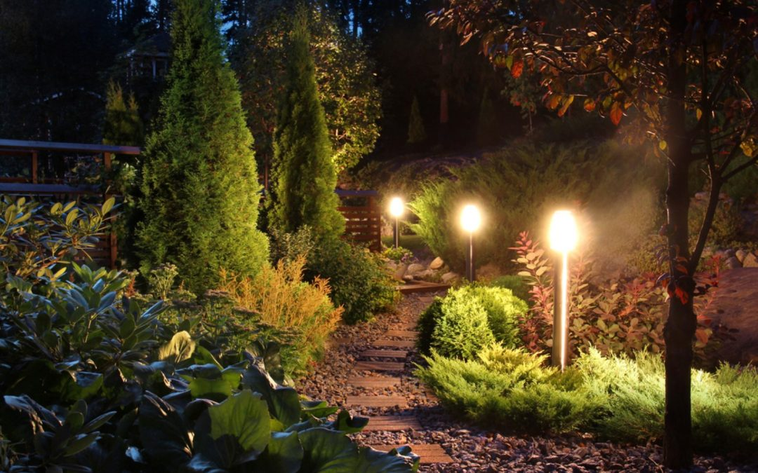 Outdoor Lighting For Your Lawn
